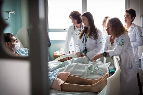 Inteligência artificial ajuda a escolher doente candidato a cuidado paliativo