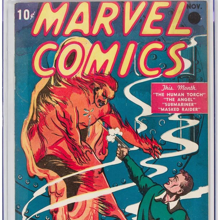 Marvel Comics No. 1(1939)