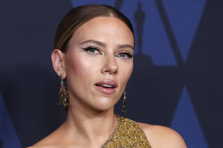 2019 Governors Awards - Arrivals - Los Angeles, California, U.S.