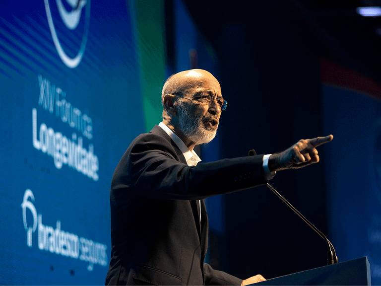 Alexandre Kalache, médico gerontólogo e ex-diretor de envelhecimento do OMS