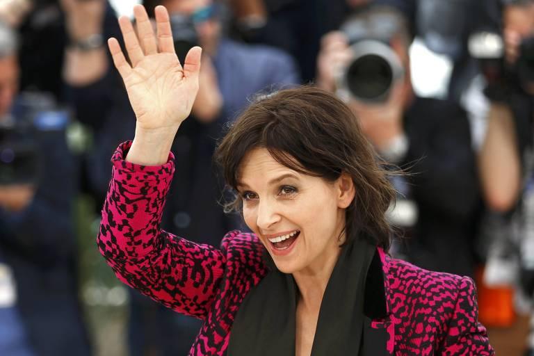 Juliette Binoche no 69º Festival de Cannes
