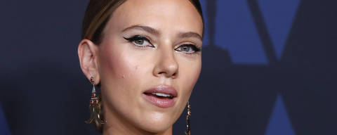 2019 Governors Awards - Arrivals - Los Angeles, California, U.S., October 27, 2019 - Scarlett Johansson. REUTERS/Mario Anzuoni ORG XMIT: BEV215