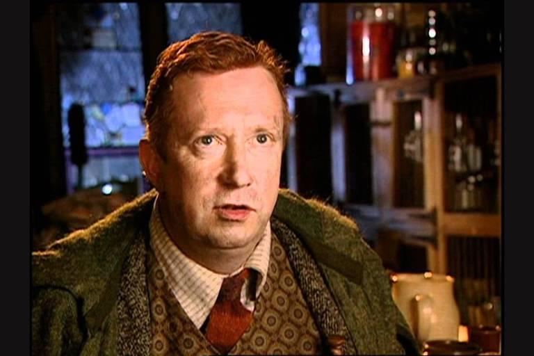 Mark Williams em Harry Potter