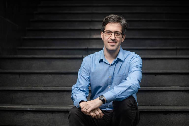 O professor de direito constitucional na USP Conrado Hübner Mendes, 41, passa a escrever às quartas-feiras na Folha