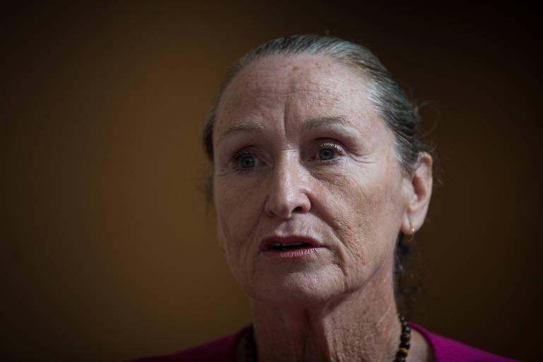 A física Loretta Marron, que questionou a eficácia da homeopatia na Austrália e veio ao Brasil para lançamento de iniciativa