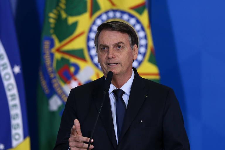 Bolsonaro lamenta morte de Gugu e diz que Brasil perde um dos seus maiores comunicadores