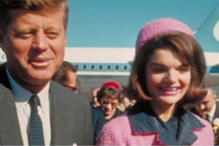 John F. Kennedy e Jackie Kennedy Onassis