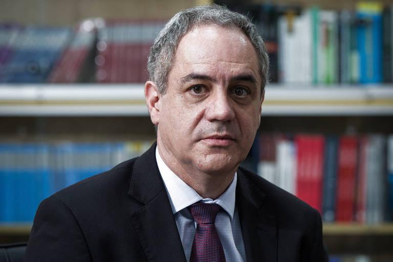 Leonel Cesarino Pessôa, professor no Programa de Mestrado Profissional e na Graduação e pesquisador na Coordenadoria de Pesquisa Jurídica Aplicada da FGV Direito SP