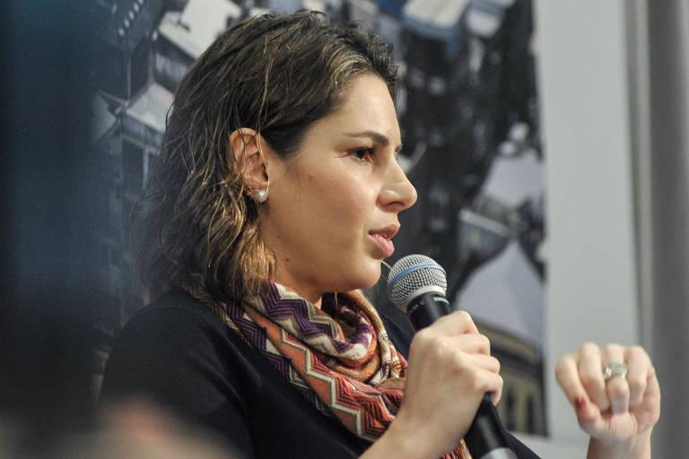 Vanessa Rahal Canado, assessora especial do ministro da Economia, Paulo Guedes