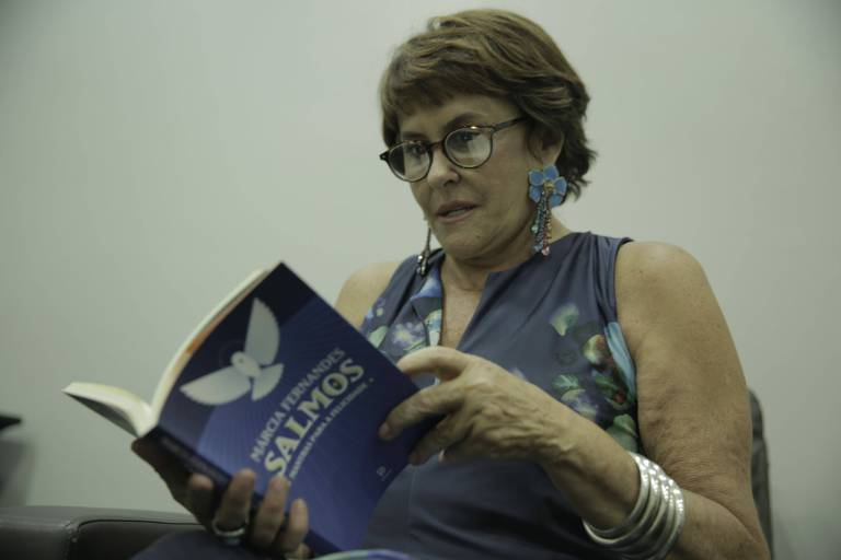 Numeróloga e astróloga Márcia Sensitiva