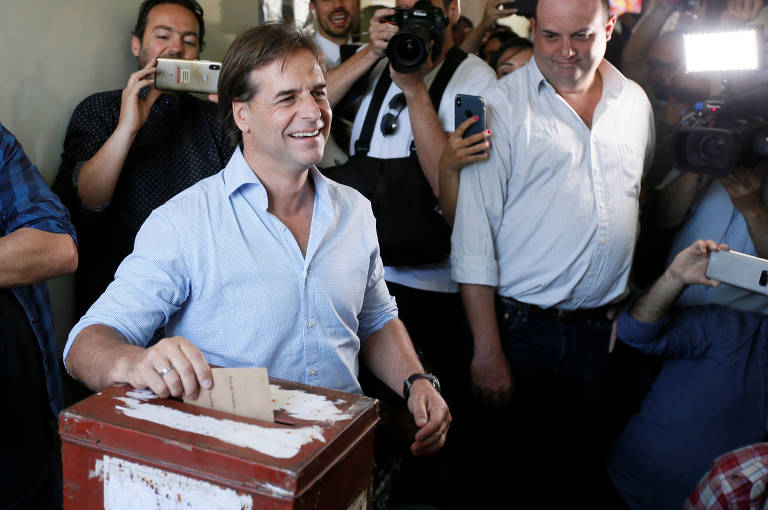 Segundo turno da eleição no Uruguai