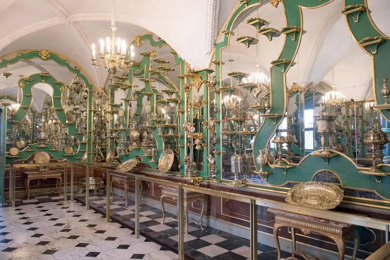 Ladrões roubam joias no valor de 1 bi de euros de museu na Alemanha