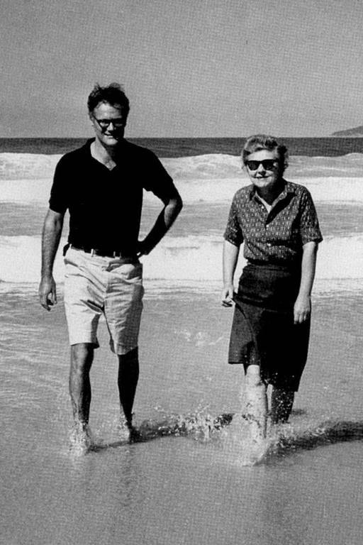 Veja fotos da poeta americana Elizabeth Bishop