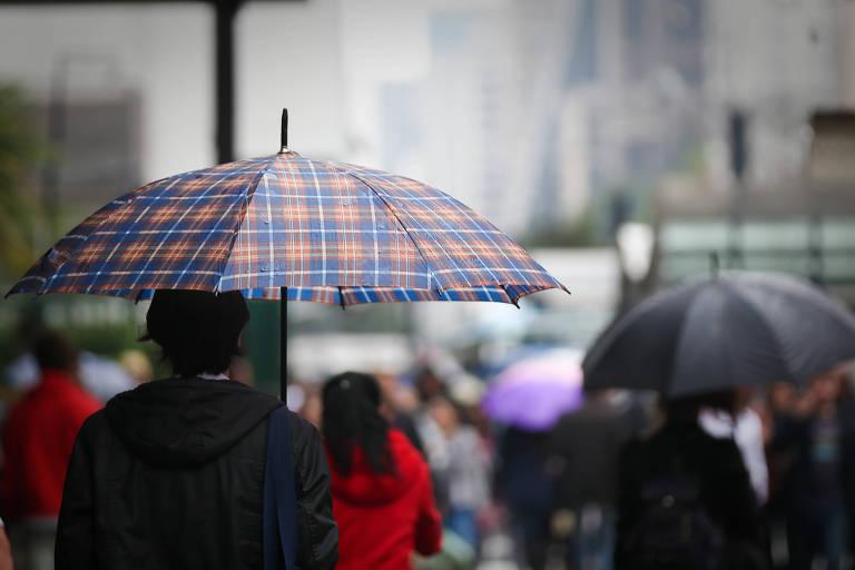 Clima muda em São Paulo