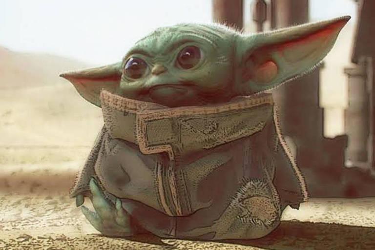 Após sucesso nas redes, 'baby Yoda' ganha versão em pelúcia