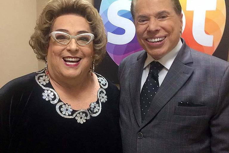 Imagens da apresentadora Mamma Bruschetta