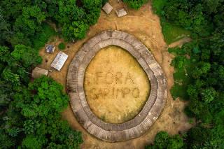 Forum Lideranças Yanomami