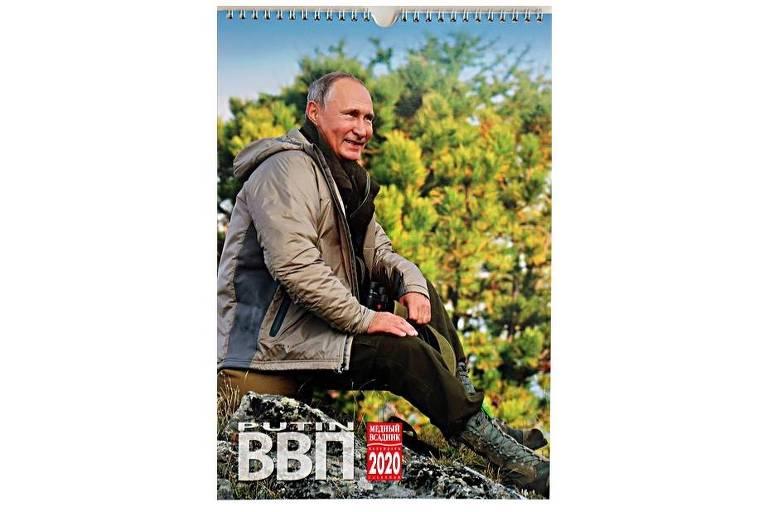 Calendário Putin 2020