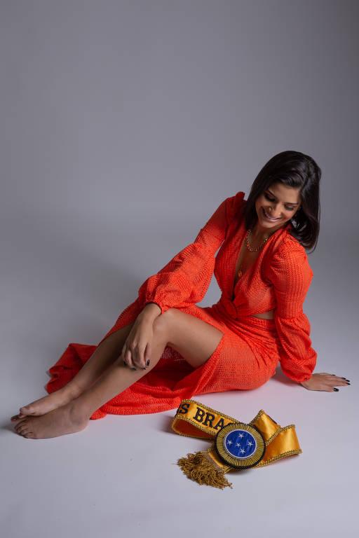 Ensaio da Miss Brasil 2019 Júlia Horta