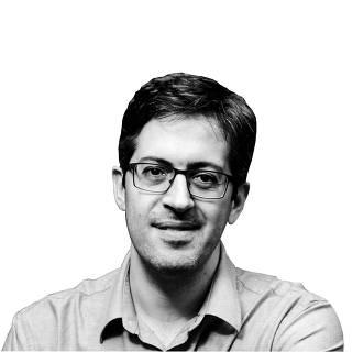 estreia Conrado Hübner Mendes