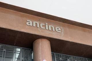 Fachada da sede da Ancine, na região central do Rio de Janeiro