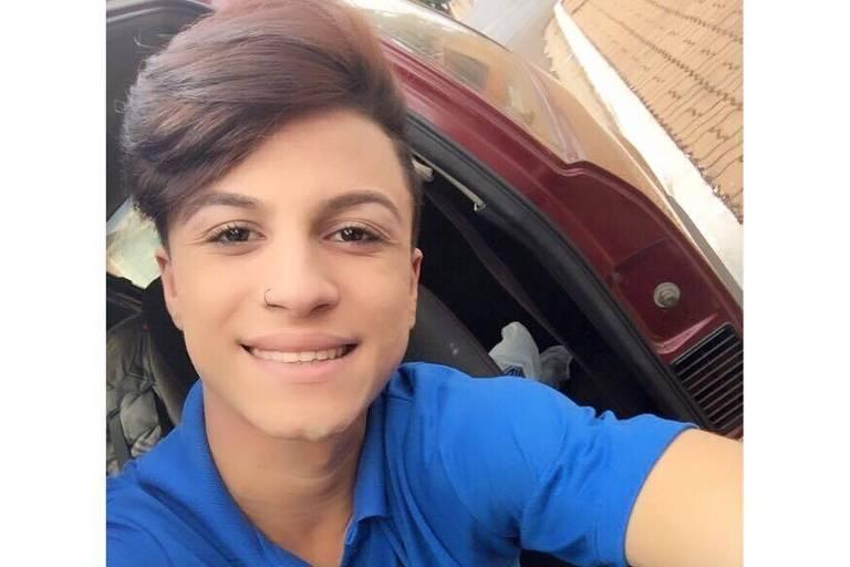 Itaberlly Lozano, 17, morto pela mãe e cúmplices em dezembro de 2016