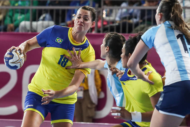 Brasil encara nova realidade no Mundial feminino de handebol