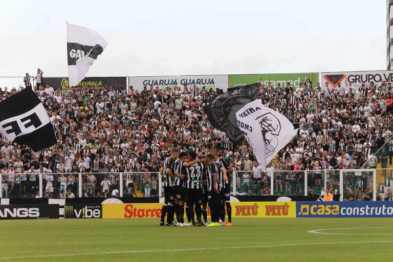 Jogo contra o Criciúma em outubro rendeu melhor público do Figueirense na Série B 2019