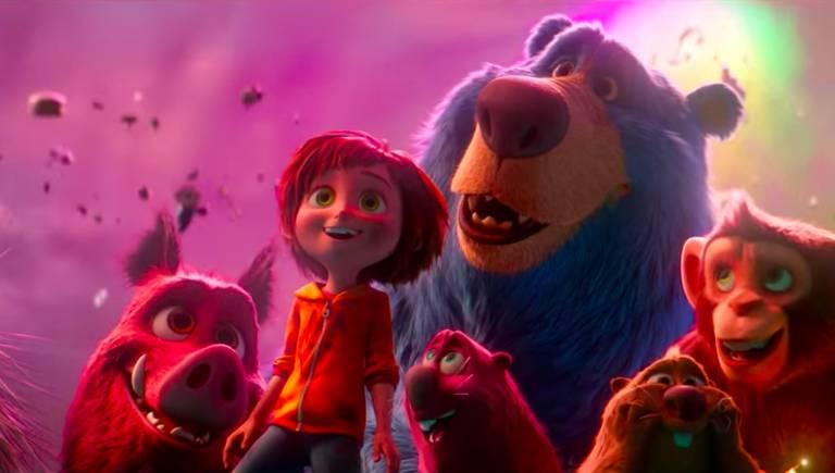Cena da animação 'O Parque dos Sonhos'