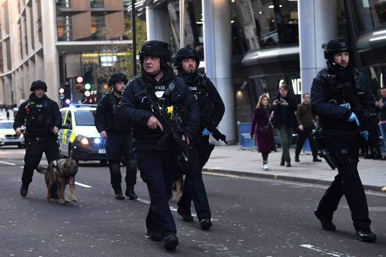 Incidente na London Bridge