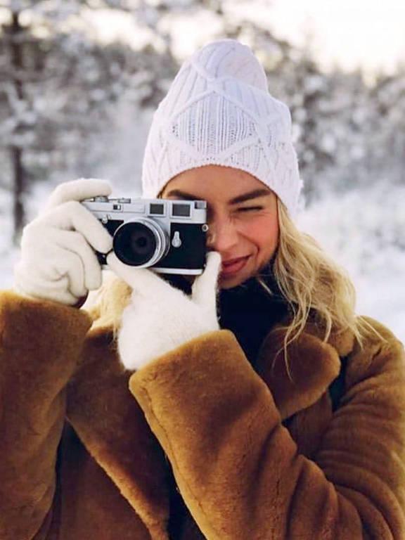 Imagens da atriz Margot Robbie