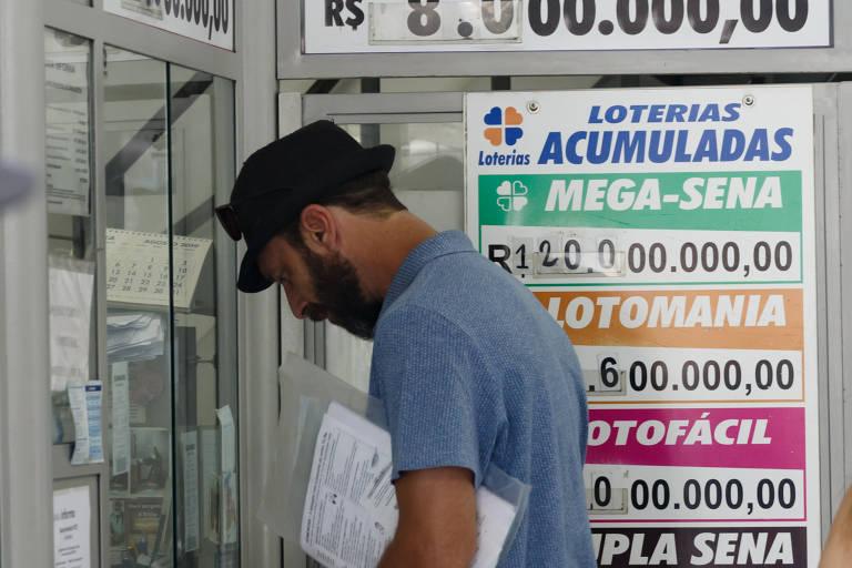 Desde 10 de novembro de 2019, o valor de um jogo, com escolha de seis números, é R$ 4,50