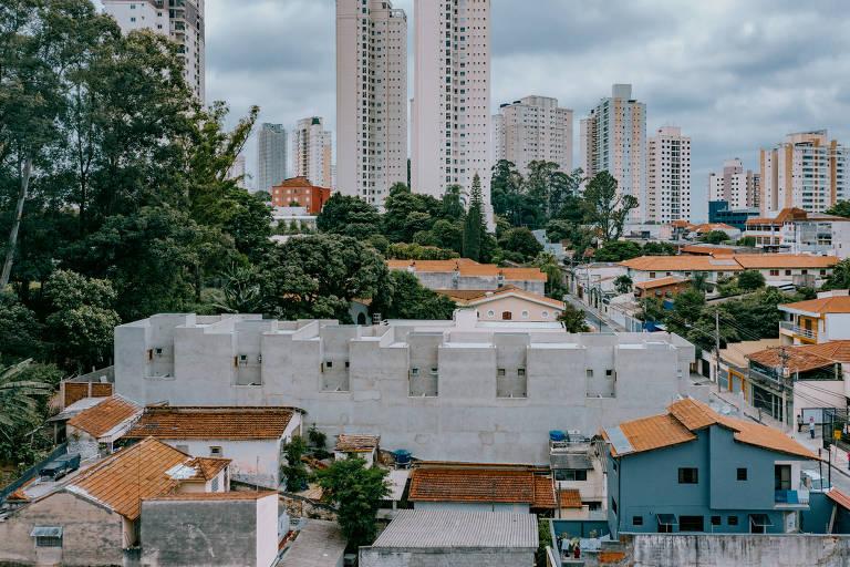 O condomínio de casas Santanna 3, na zona norte de São Paulo