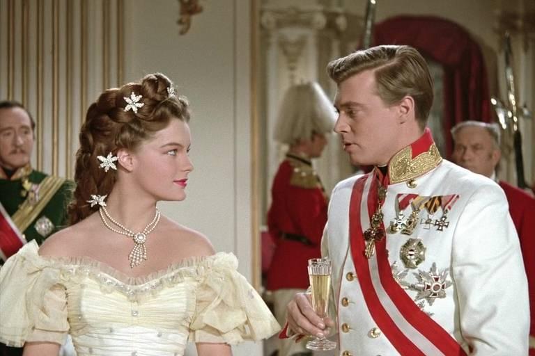 A monarquia no cinema
