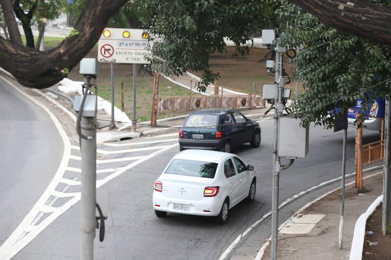 Multas de trânsito em São Paulo