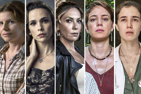 Qual melhor atriz de série dramática?