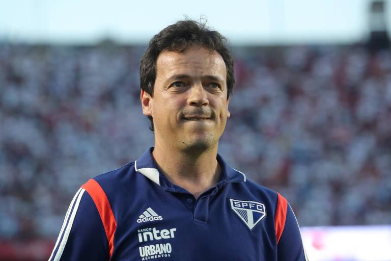 Fernando Diniz é o terceiro técnico do São Paulo na temporada