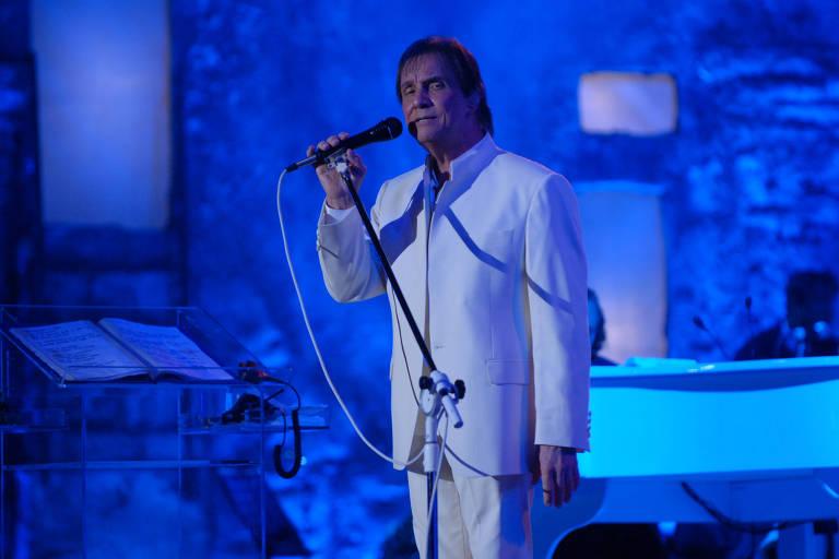 Show de Roberto Carlos em Jerusalém nem precisava de 3D para valer o ingresso