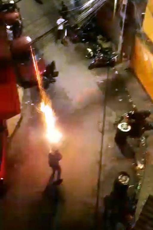 Baile funk termina com 9 mortes em Paraisópolis