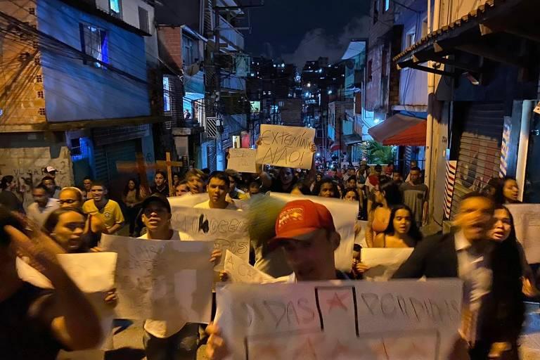 Testemunhas não depõem sobre caso de Paraisópolis por medo de represálias