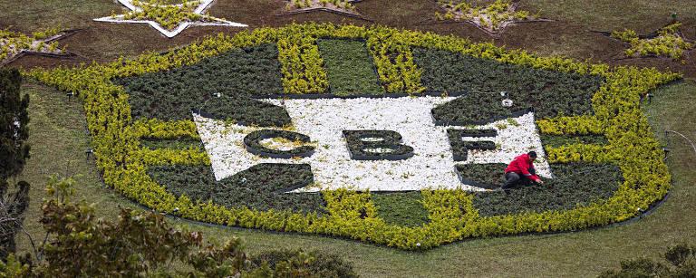 Folha antecipou resultado de concorrência por publicidade estática da CBF