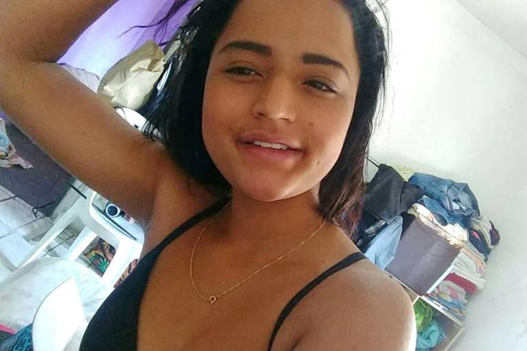 Luara Victoria de Oliveira, 18, que morreu após confusão em baile em Paraisópolis
