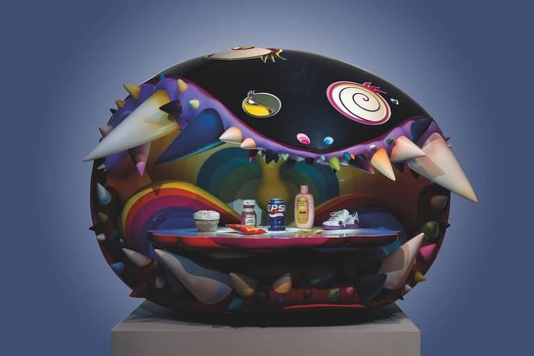 Descubra as principais colaborações entre Takashi Murakami e outros artistas e marcas