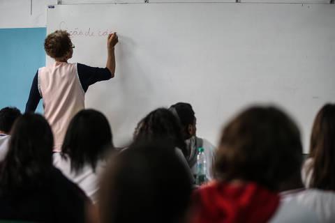Apenas 1 em cada 10 alunos de escolas privadas de São Paulo é negro