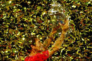 ATP 500 - Swiss Indoors Basel