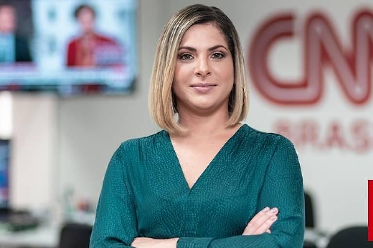 Desde 2010 na Folha, Daniela Lima deixa o jornal e vai para CNN Brasil