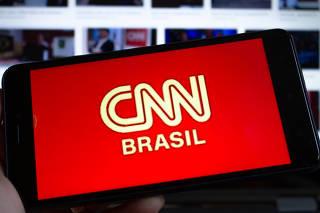 SAO PAULO, SP, 27.06.2019: TV / CNN NO BRASIL