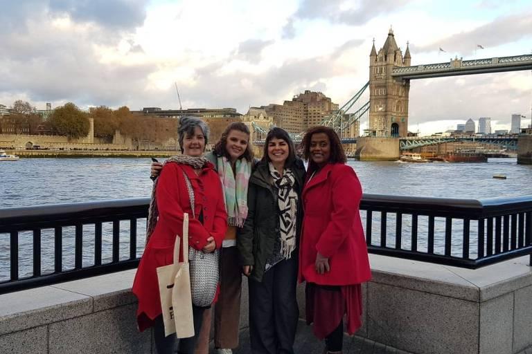 Três empreendedoras brasileiras foram contempladas pela ASPLANDE e pela Social Starters com um intercâmbio de uma semana em Londres para conhecer o empreendedorismo social local