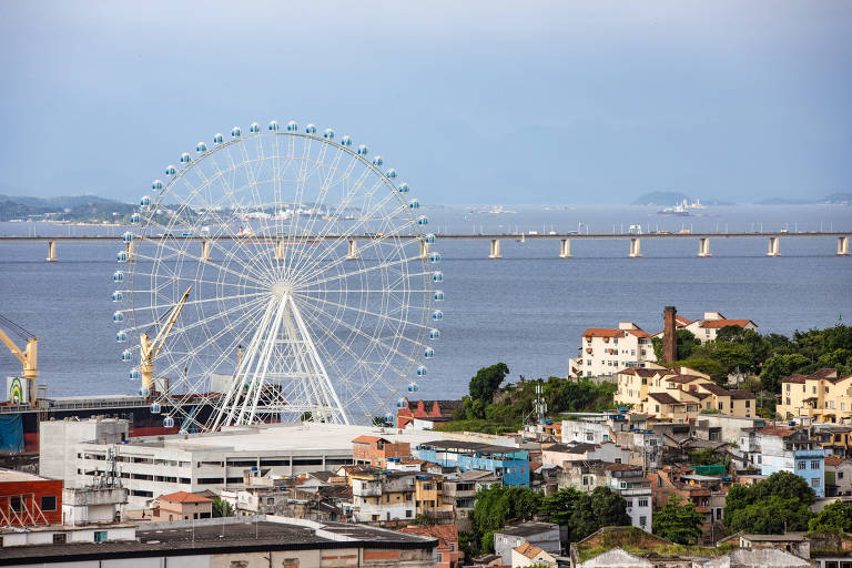 No dia 6 de dezembro, será inaugurada a Rio Star, no Rio de Janeiro. Com 88 m, será a maior Roda Gigante da América Latina