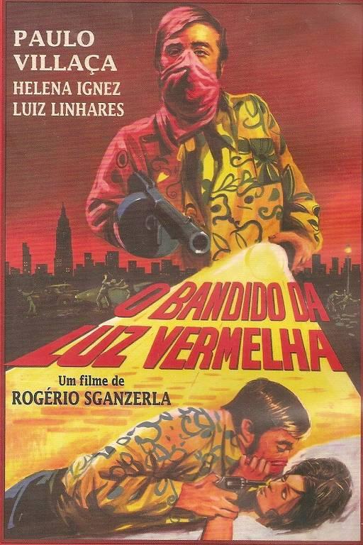 Pôster do filme 'O Bandido da Luz Vermelha'
